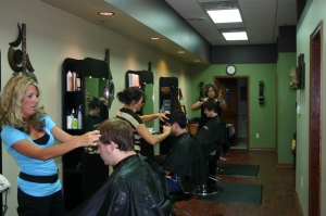 Spartan Football hits the Salon!